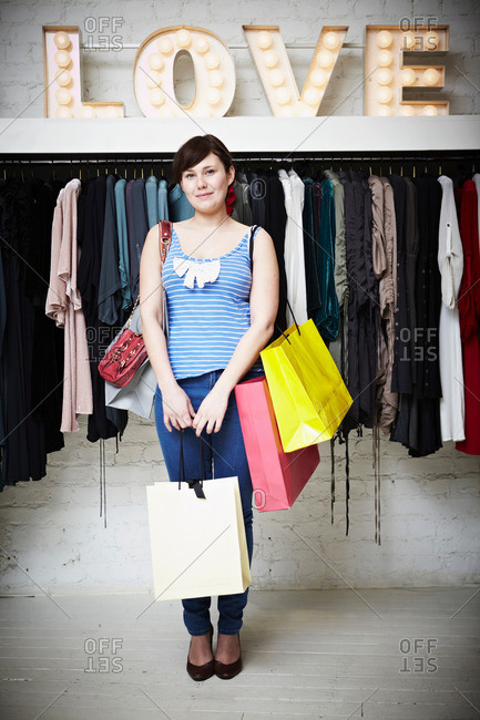 Shopper photo from the Offset Collection