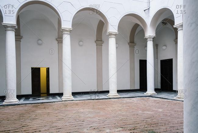 Palazzo Bianca in Genoa, Italy