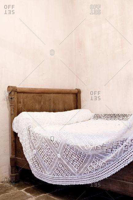 15th Century bedroom
