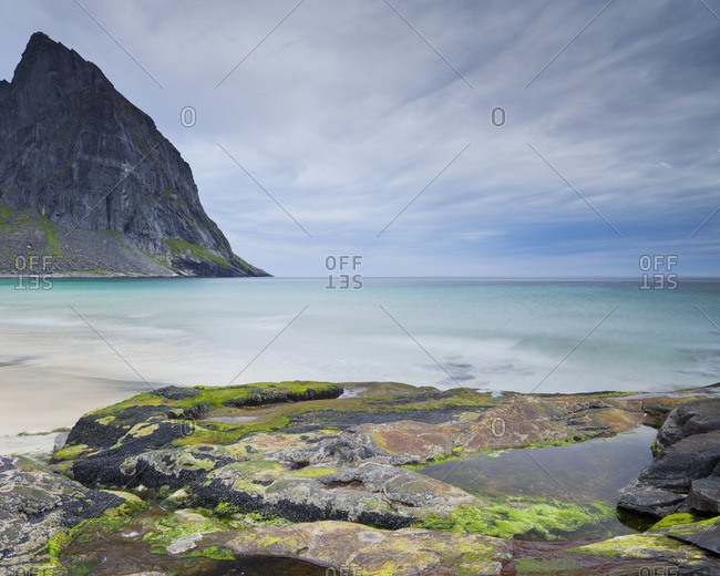 The Lofoten in Norway