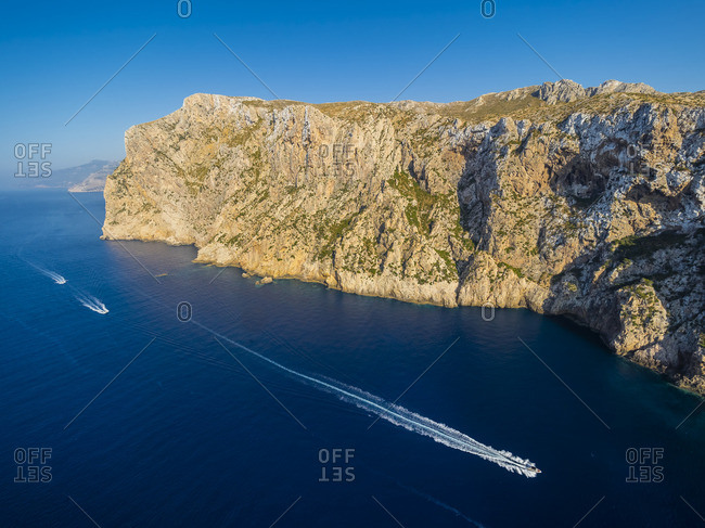 Spain- Balearic Islands- Mallorca- Torre de Cala en Basset