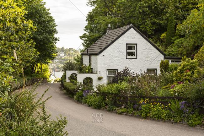Quaint cottage in Oban, Scotland