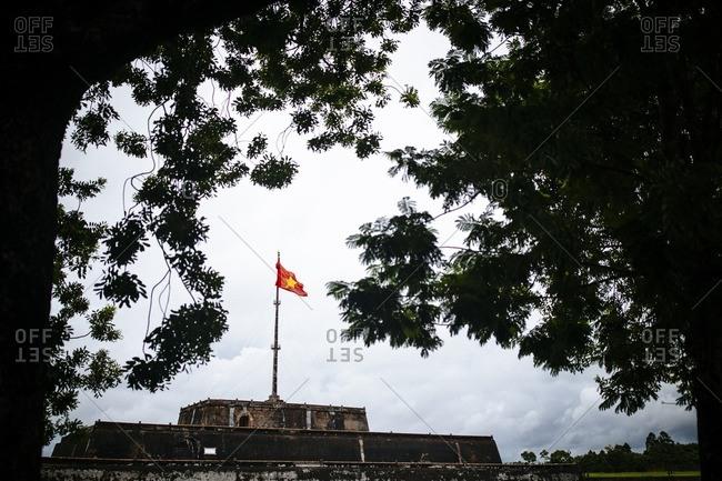 The Imperial Citadel, Hue, Vietnam