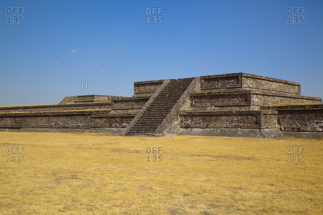 Historical site of Teotihuacan