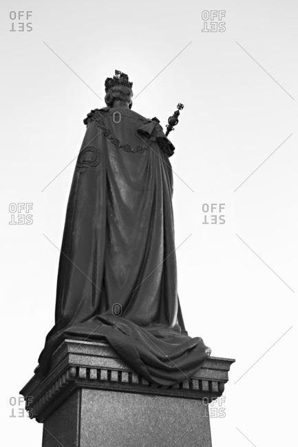 Statue of Queen Victoria, Victoria, British Columbia