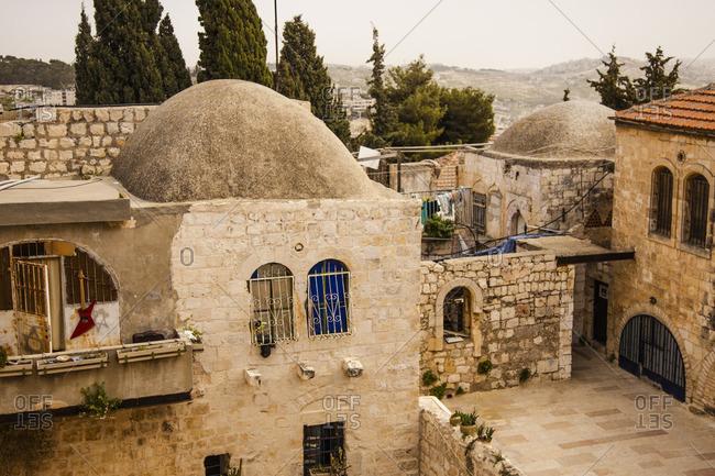 Exterior of King David's Tomb, Jerusalem, Israel