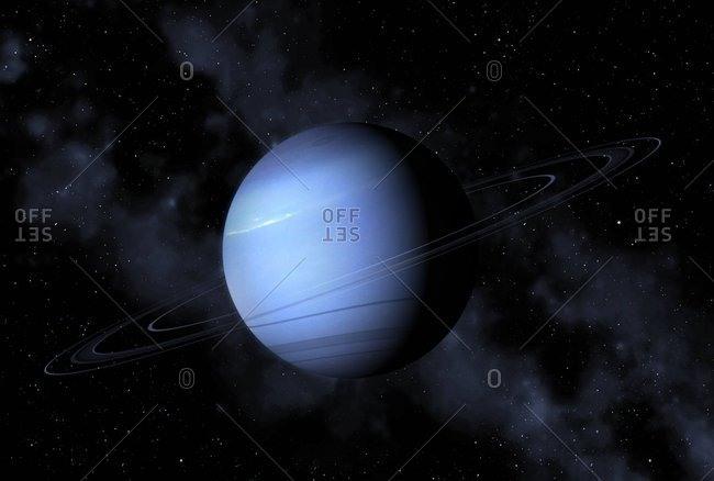 Neptune, artwork