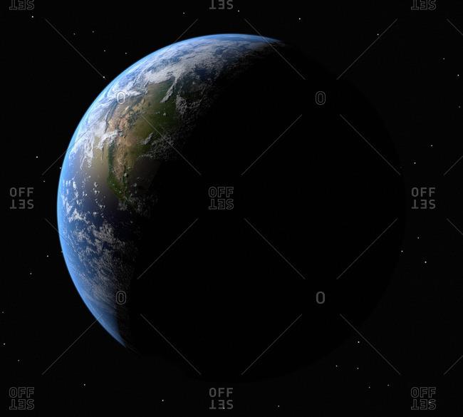 Earth, artwork