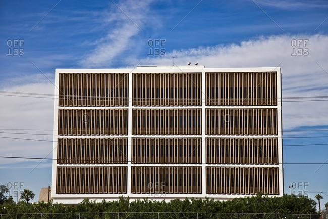 Building exterior in Phoenix, Arizona