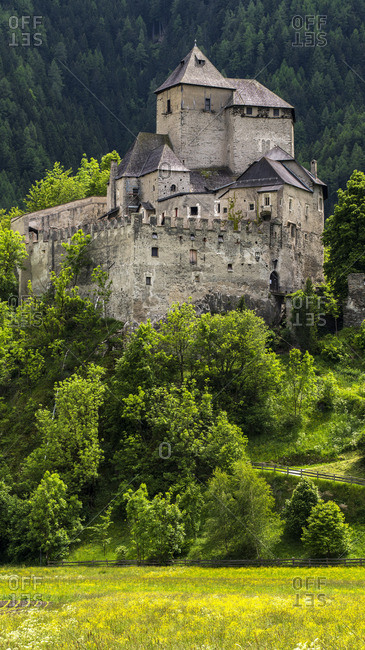 Reifenstein Castle or Castel Tasso, Vipiteno - Sterzing, South Tyrol, Italy