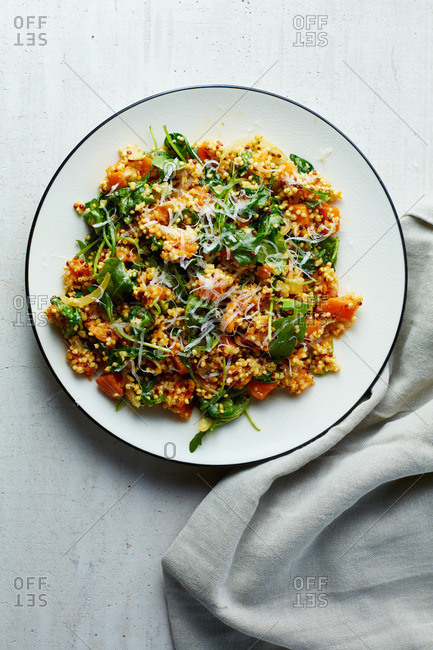 Quinoa salad from above
