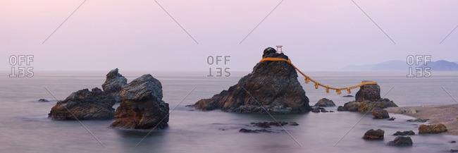 Wedded Rocks of Futami