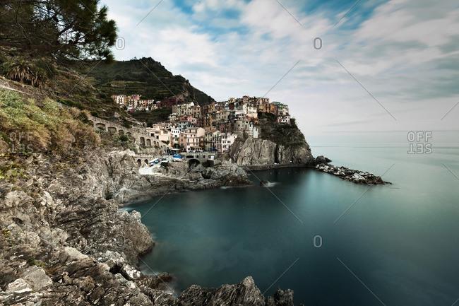 Italy- Liguria- Manarola