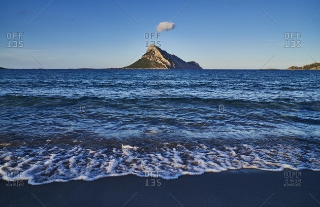 Italy- Sardinia- Isola Tavolara