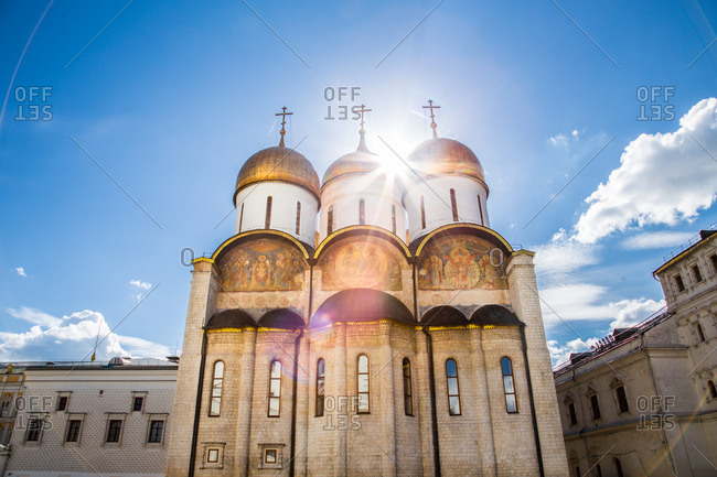 Cathedral of the Dormition, Moscow