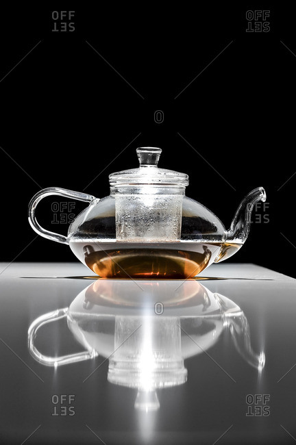 Condensation on teapot - Offset Collection