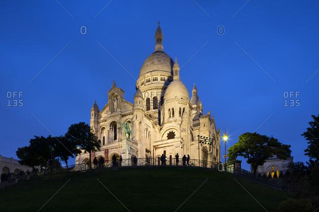 Basilique du Sacre Coeur,