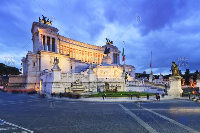 Vittorio Emanuele Monument,  Altare Della Patria