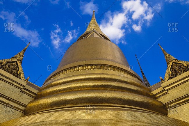 Wat Phrae Kaew in Bangkok, Thailand.