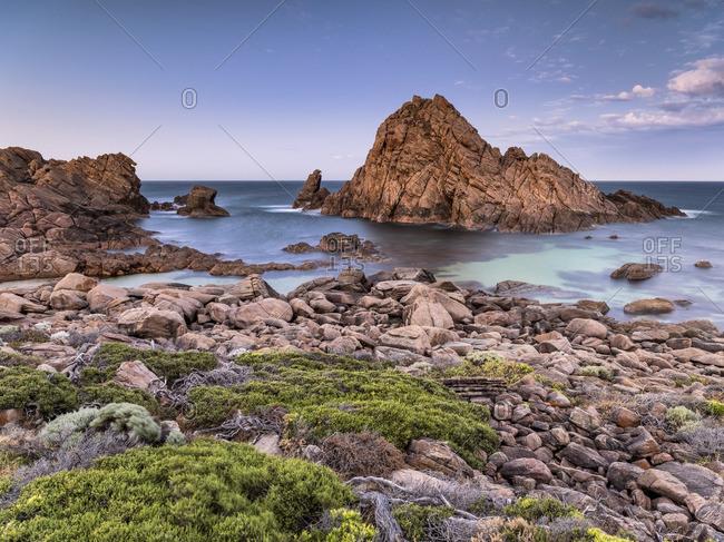 Western Australian coastal landscape