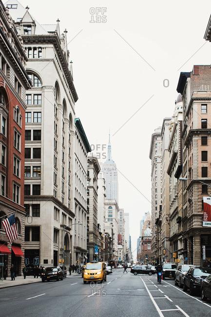 12/8/16: 5th Avenue New York City