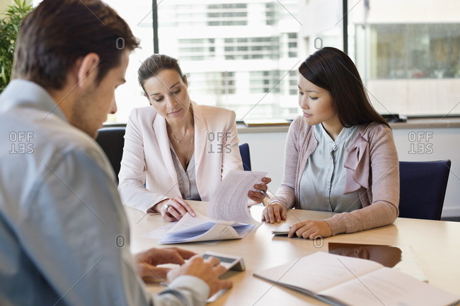Effective communication in meeting