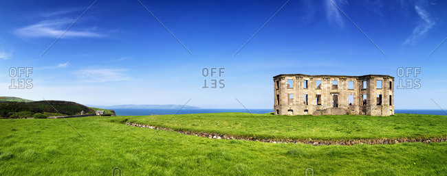 Downhill House in Northern Ireland