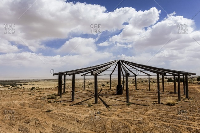 Frame of tent