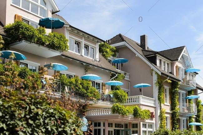Germany, Baden-Wurttemberg, Unteruhldingen am Bodensee, Lake Constance