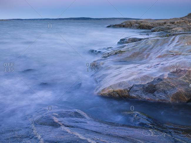 Sea and rocky coast
