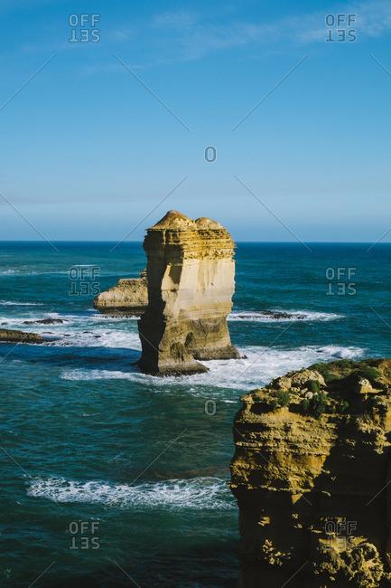 Twelve Apostles rock stacks, Victoria, Australia