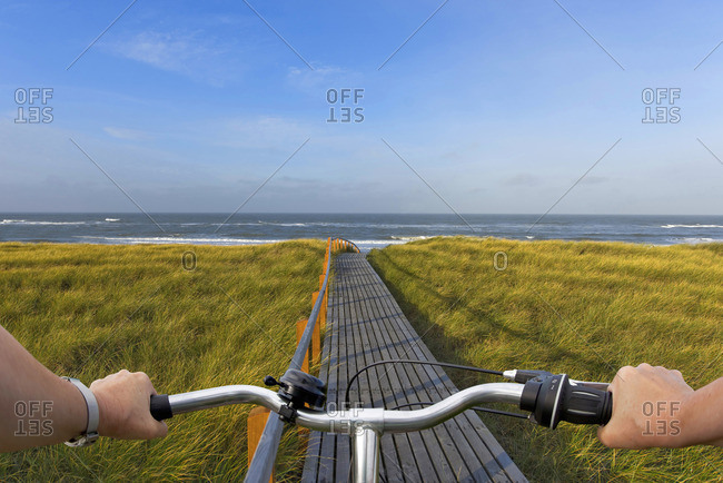 Germany- Sylt- bicycle tour