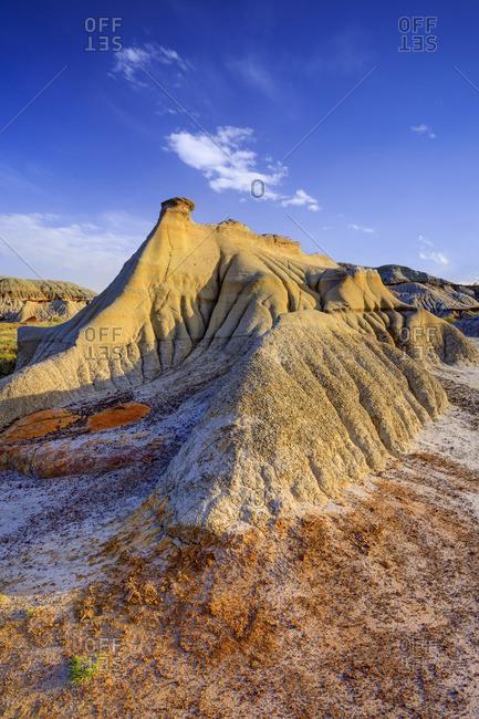 Badlands, Dinosaur Provincial Park, Alberta, Canada