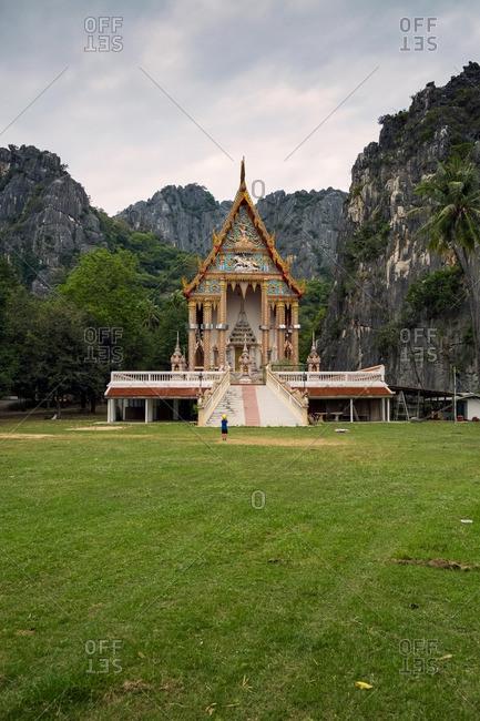 Wat Kui Buri, Sam Roi Yot, Thailand
