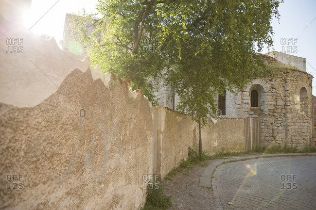 Fortified walls from the Offset Collection
