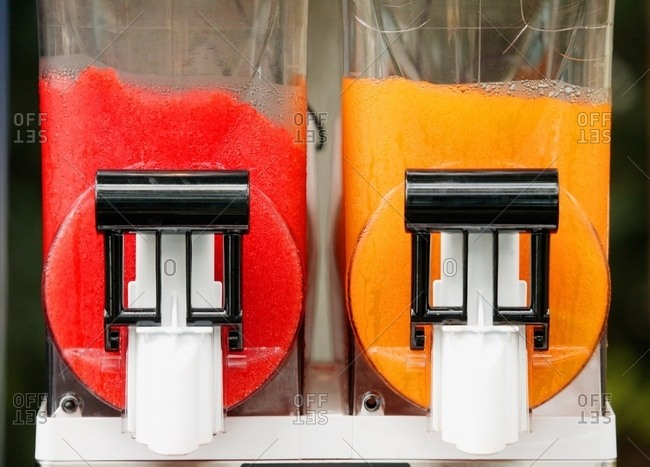 Frozen Drink Dispensers