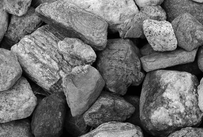 Rocks photo from the Offset Collection