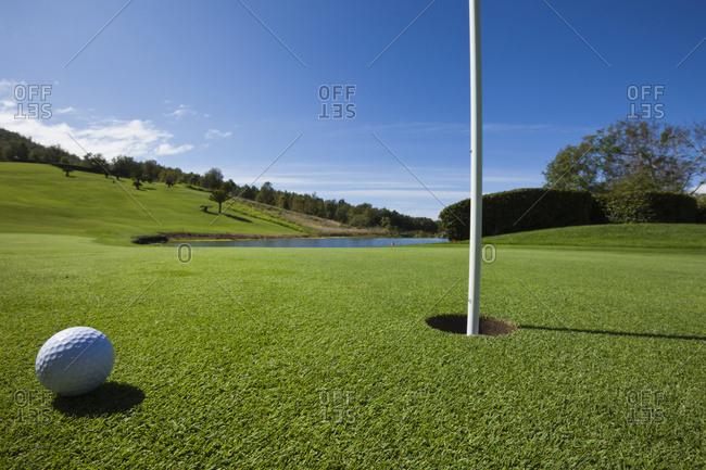 Makalei Golf Club; Kailua Kona, Island of Hawaii, Hawaii, United States of America