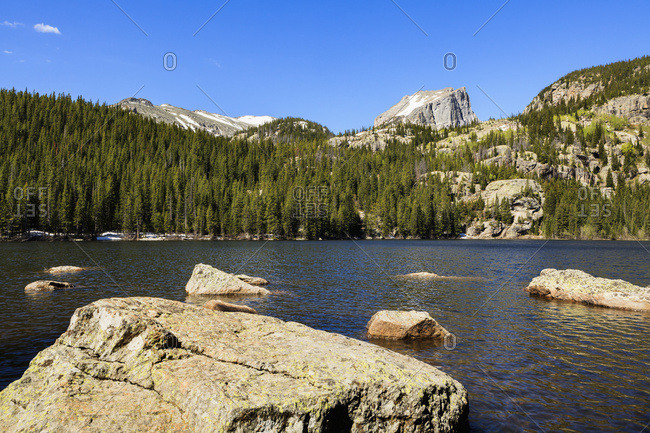 Bear Lake, Rocky Mountain National Park; Colorado, United States of America