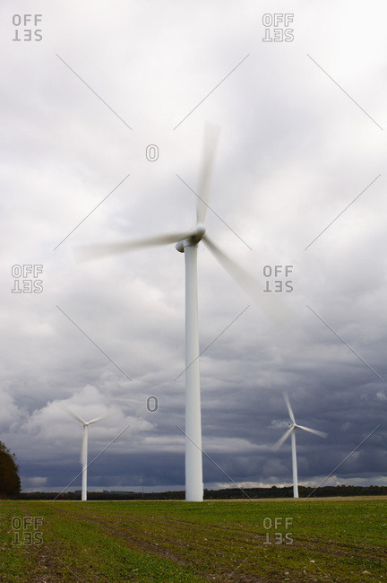 Wind Turbines, Denmark