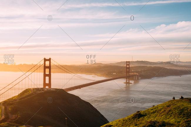 San Francisco Bridge, California