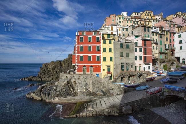 Italy- Cinque Terre- Riomaggiore
