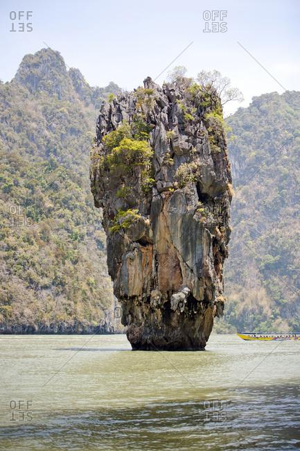 Thailand- Phang Nga Bay- James Bond shooting location