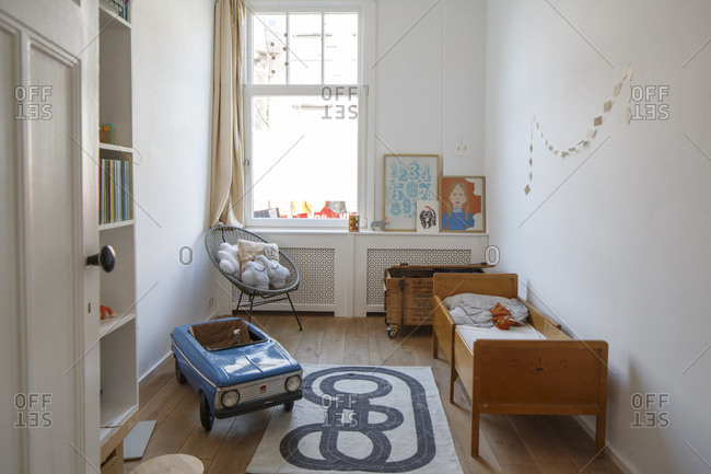 11/22/16: Kids room in a house in The Netherlands
