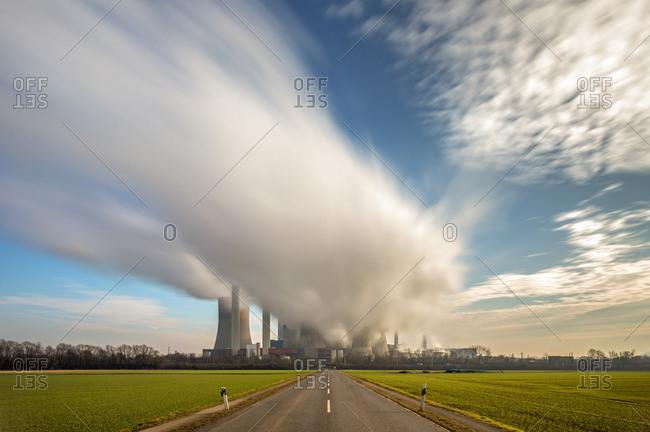Germany- Bergheim-Niederaussem- Niederaussem Power Station