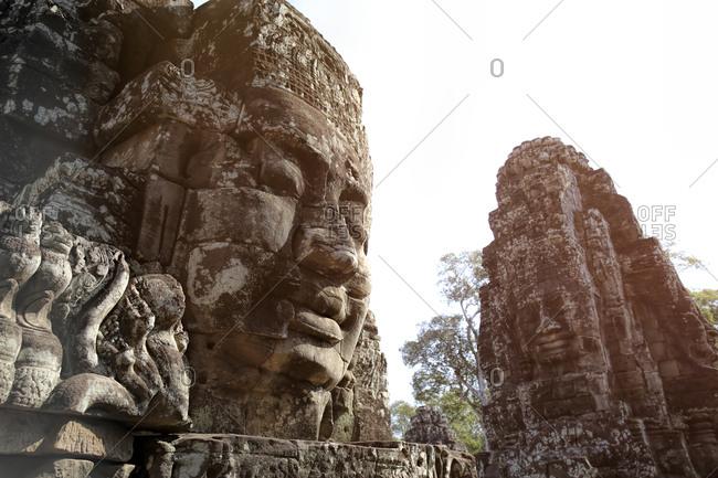 Cambodia- Angkor Wat- Angkor Thom- Bayon temple