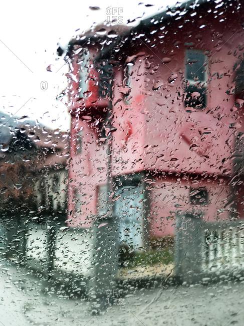 rainy beautiful day