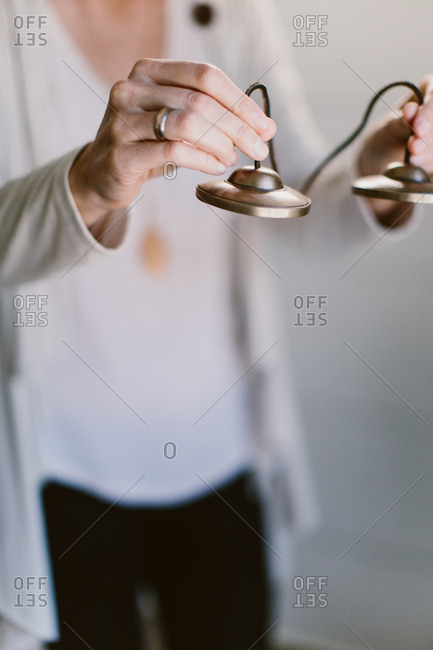 Tibetan meditation bells