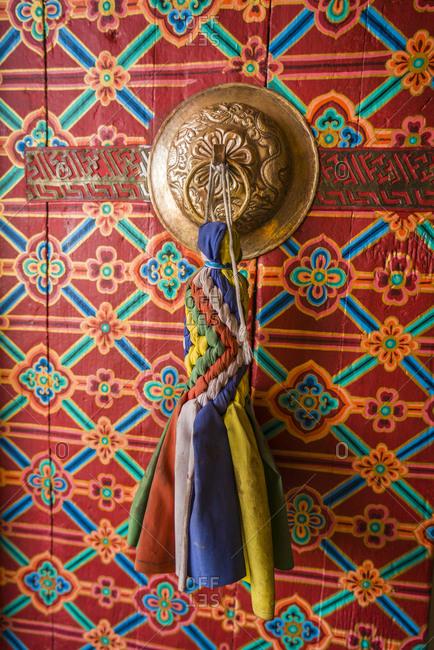 India, Ladakh . Stok Royal Palace