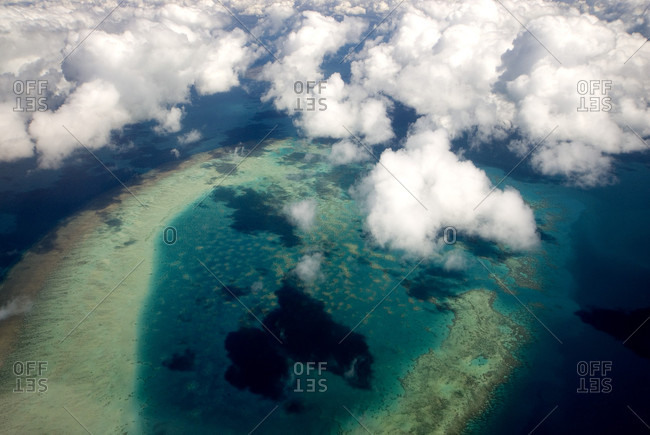 The Great Barrier Reef Of Australia Is The Largest Coral Ecosystem In The World